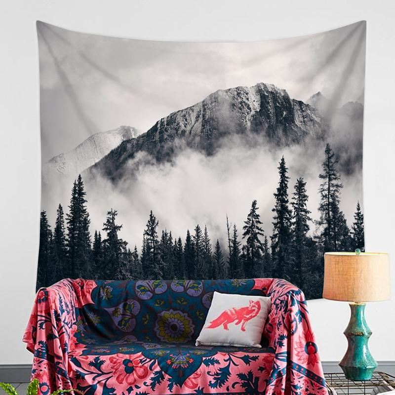 North Face Tapestry-nirvanathreads