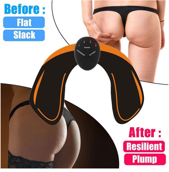 Electronic Hip Muscle Trainer