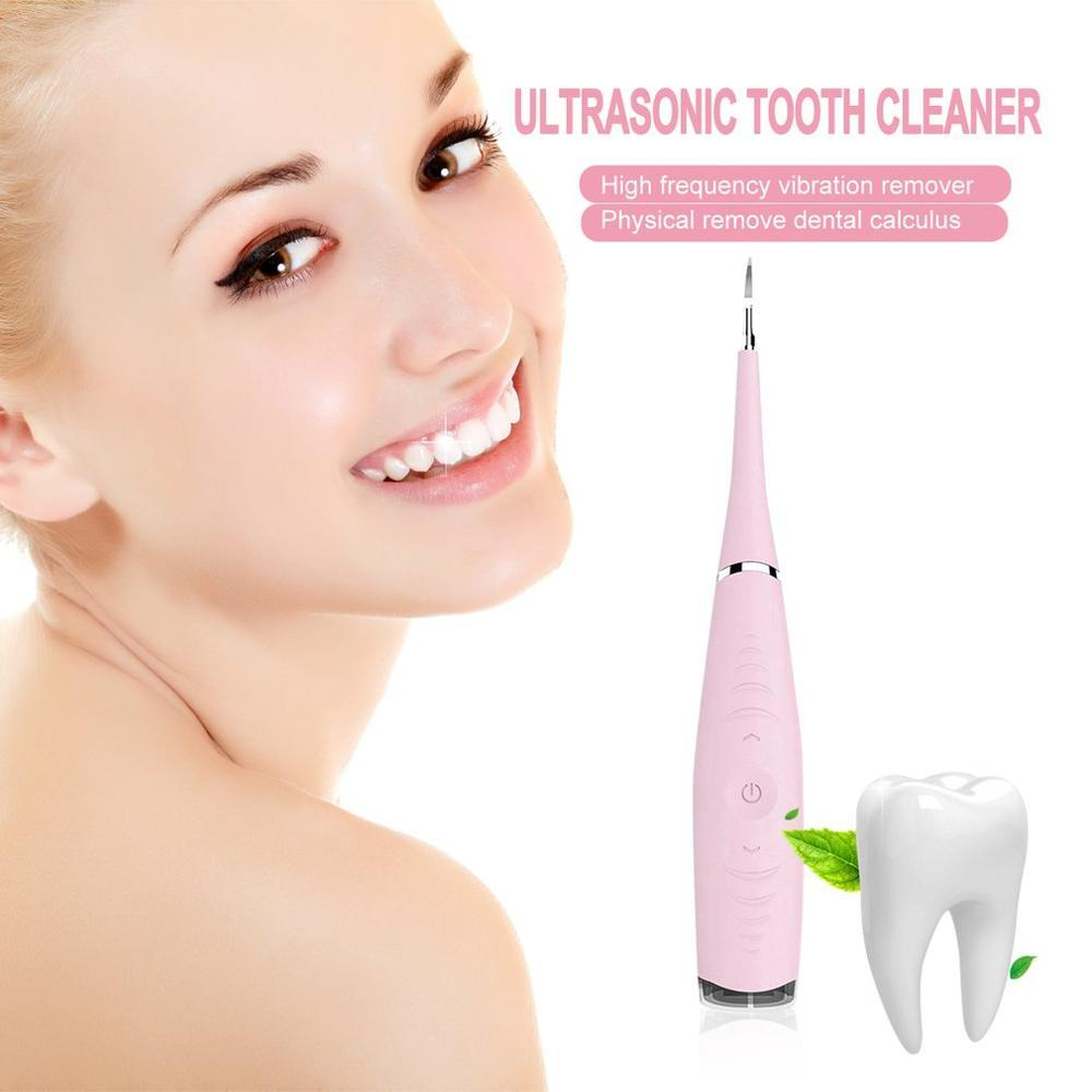CleanOral™ Ultrasonic Tooth Cleaner