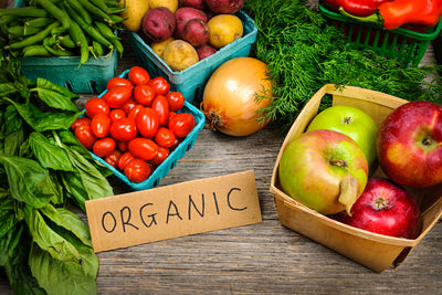 Our Top 10 Reasons Why Eating Organic Food Makes Sense.