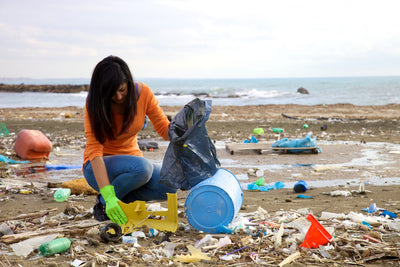 Making Products from Ocean Waste