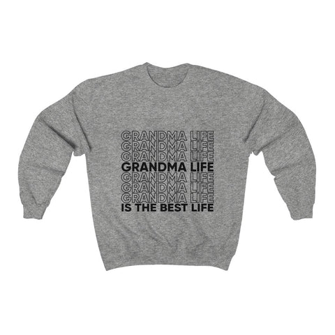 """Grandma Life is The Best Life""  Sweater"