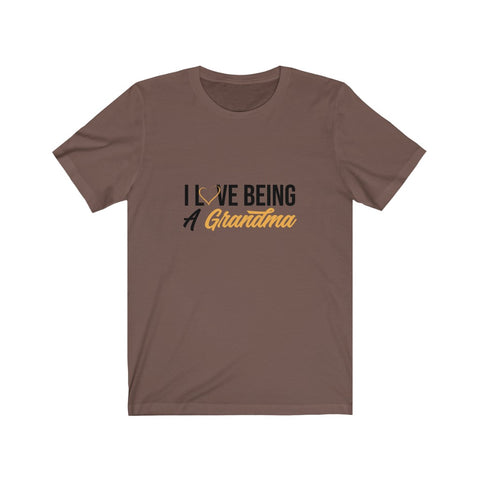 """I Love Being a Grandma"" Tee"