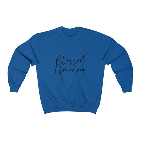 """Blessed Grandma"" Sweater"