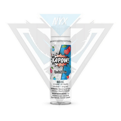 KAPOW ROCKET SHIP 60ML