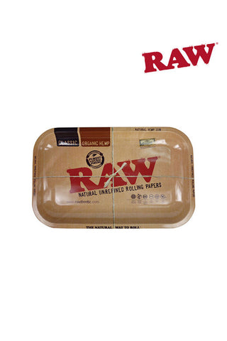 RAW Rolling Tray Tin Small