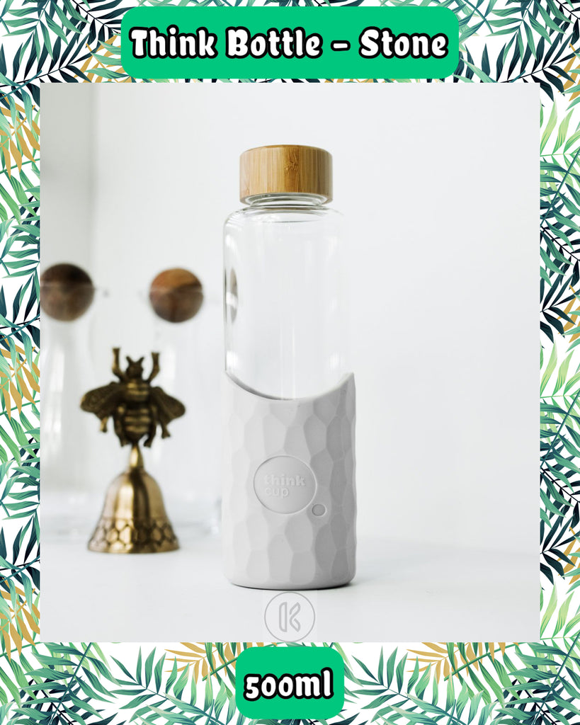 Think Bottle - Stone - Kind Living Store