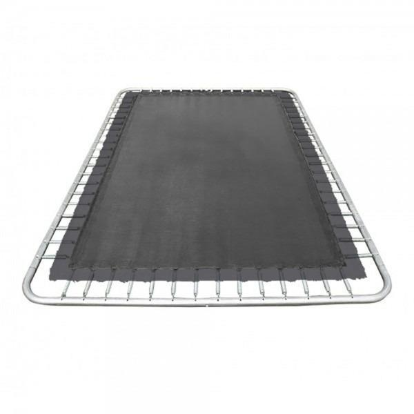 Rectangular jump mat