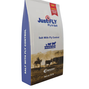 JustiFLY®  Fly-A-Salt