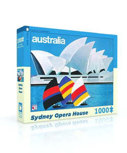 Puzzle Sydney Opera House New York Puzzle Company 1000 pièces
