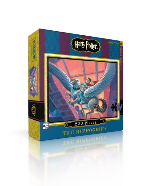 Puzzle the Hippogriff Harry Potter New York Puzzle Company 200 pièces