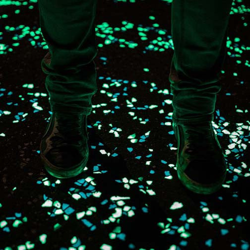 Glow in the Dark Futures and Techno-Poetry