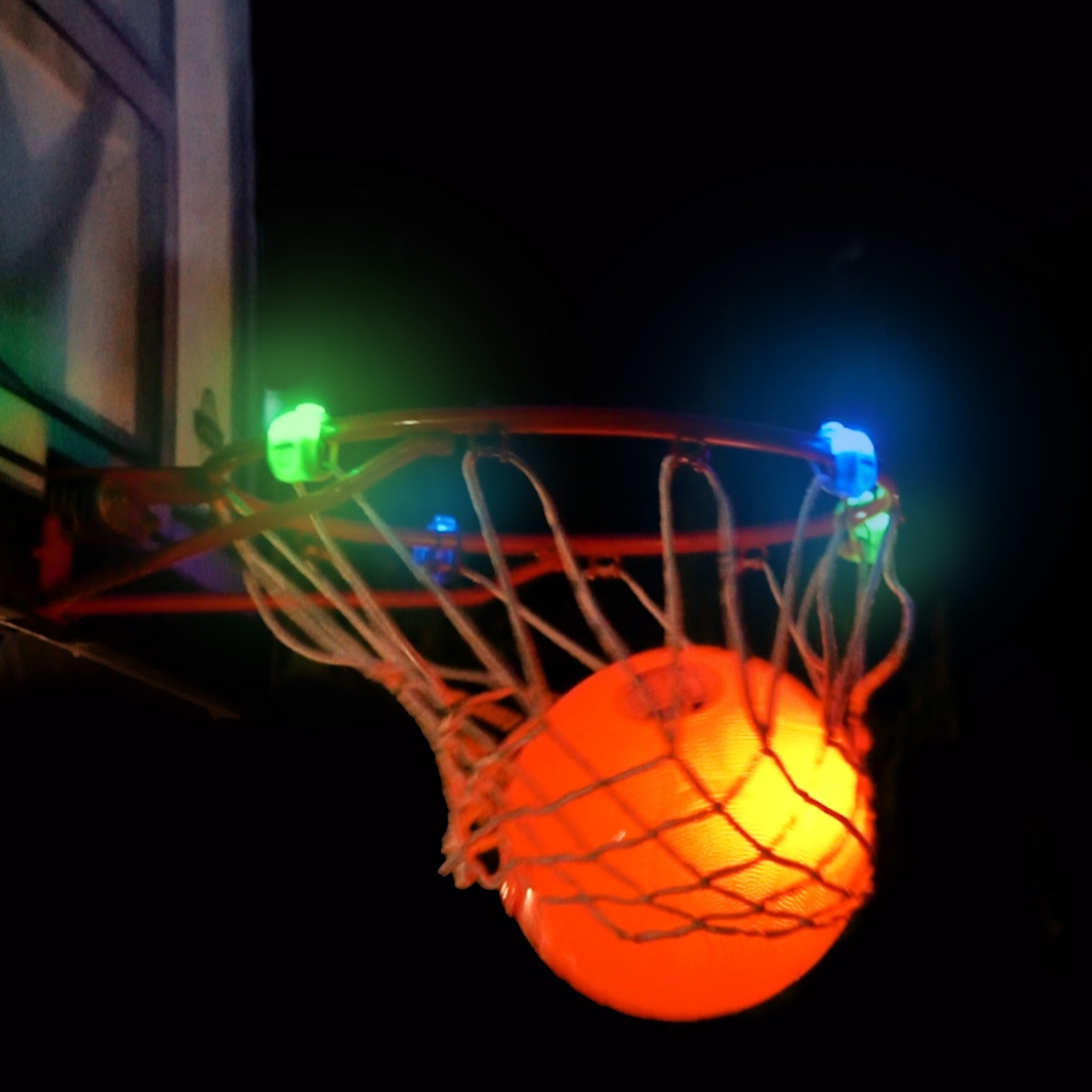 Tangle NightBall Hoop Lights