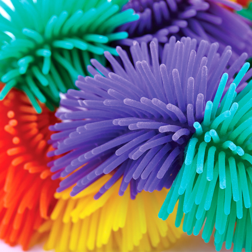 Tangle Jr. Hairy - Soft, Tactile and Twistable Fidget Toy Fun!