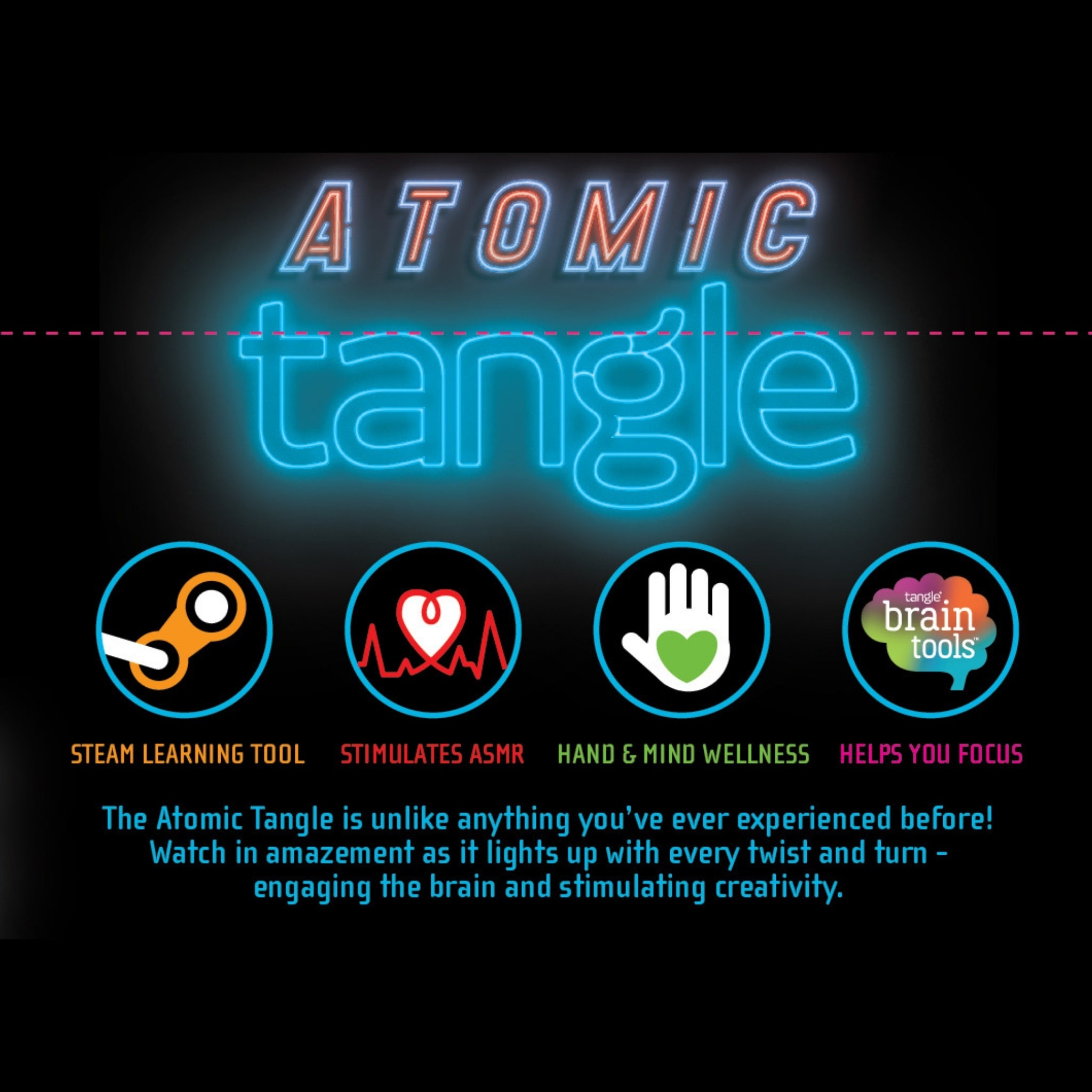 BrainTools Atomic Tangle