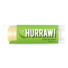 Load image into Gallery viewer, Hurraw! Mint Lip Balm Organic, Raw & Vegan