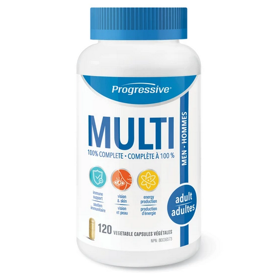 Progressive Multi for Adult Men