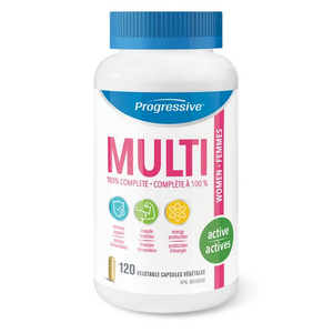 Progressive Multi for Active Women