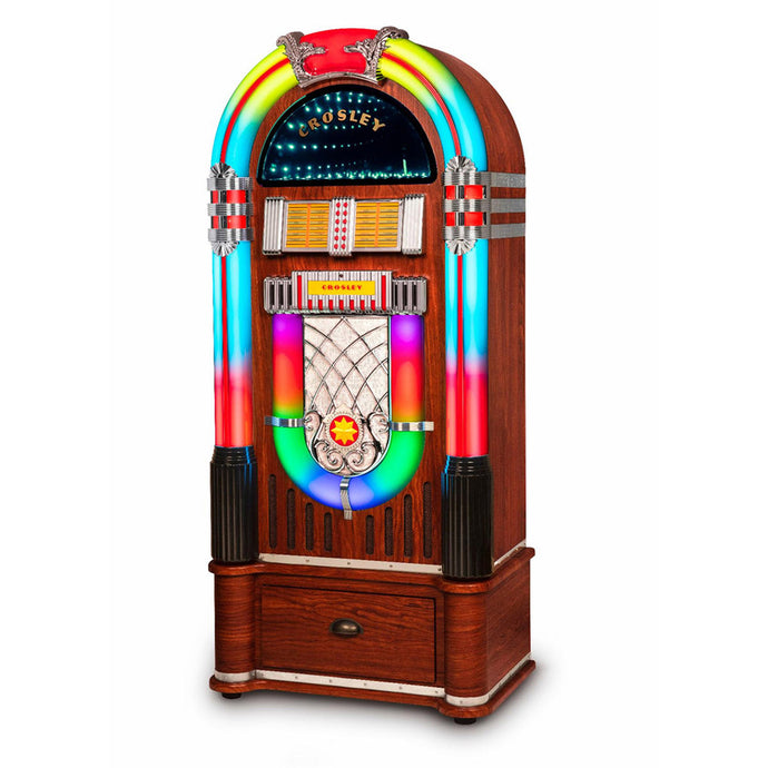 Crosley Digital LED Jukebox With Bluetooth