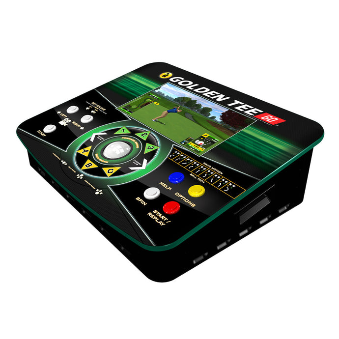 Go Portable Golf Arcade Game