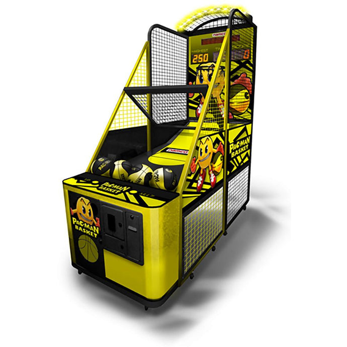 Pac-Man Basketball Redemption Arcade Game