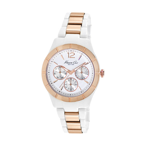 Kenneth Cole IKC0001 (37 mm)-Horloge korting