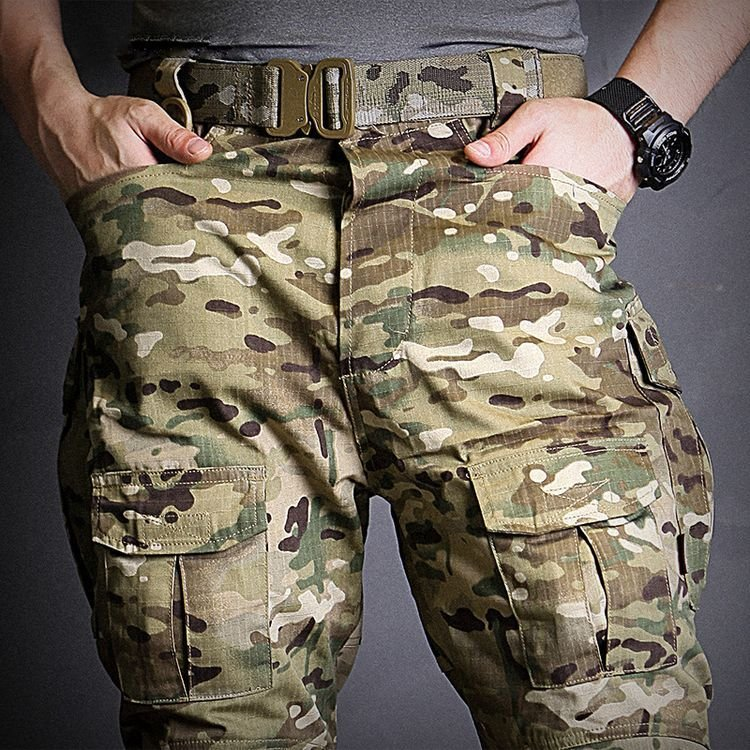 LAST DAY PROMOTION-60% OFF-TACTICAL WATERPROOF PANTS-FOR MALE OR FEMALE