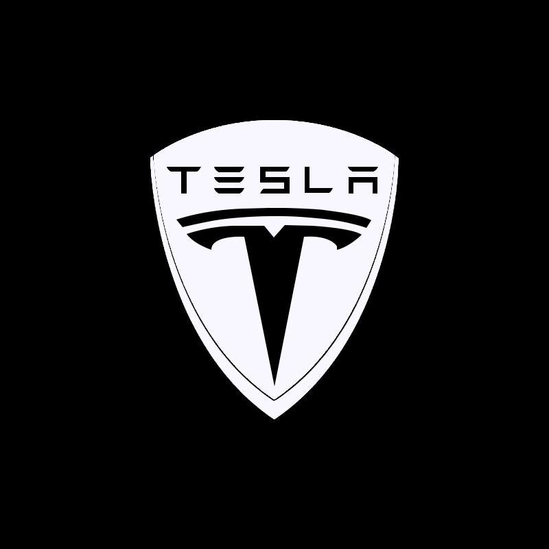 (Buy 2 Get 10% Discount) For Tesla Welcome LED Car Logo Lights Light Door Light Projector Welcome Accessories Fit for All Model