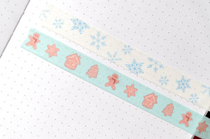 Gingerbread Glitter Washi - Maisie Lane Co.