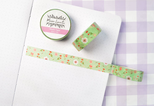 Spring Garden Washi - Maisie Lane Co.