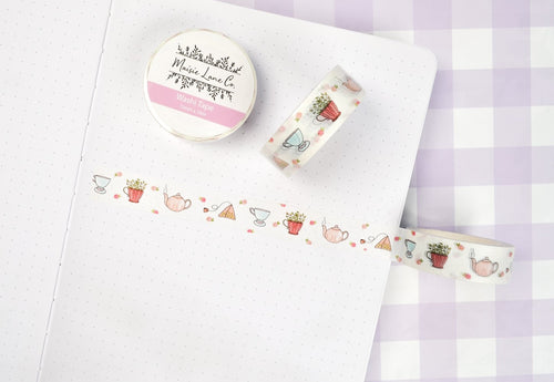 Tea Time Washi - Maisie Lane Co.