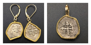 Mexico Mint Earrings and Pendant SET