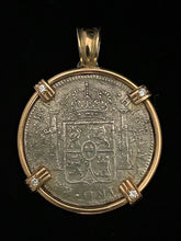 Load image into Gallery viewer, Mexico Coin - 8 Real
