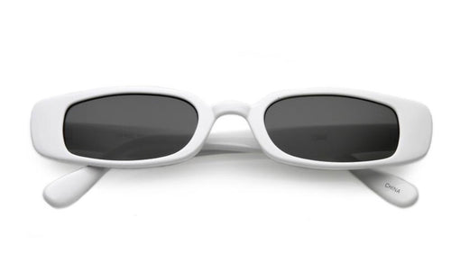 LADY LOC SUNGLASSES (WHITE)