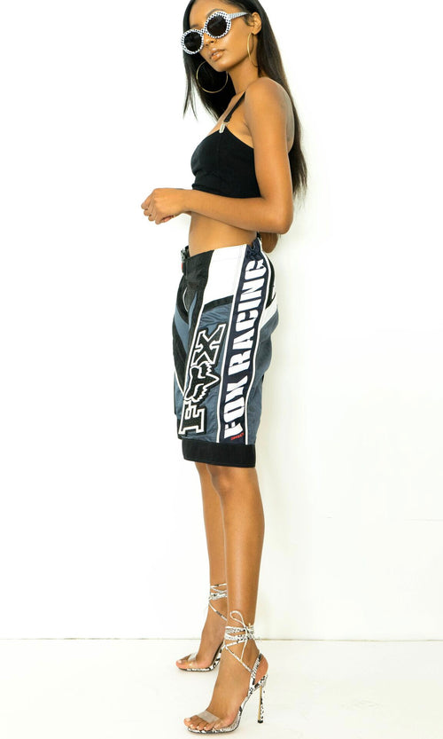 VTG FOX MOTO RACE SHORTS