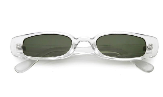 LADY LOC SUNGLASSES (CLEAR)