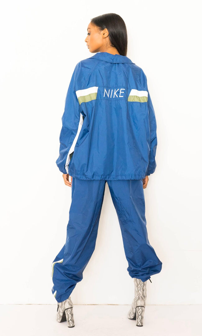 90's NIKE WINDBREAKER TRACK PANTS