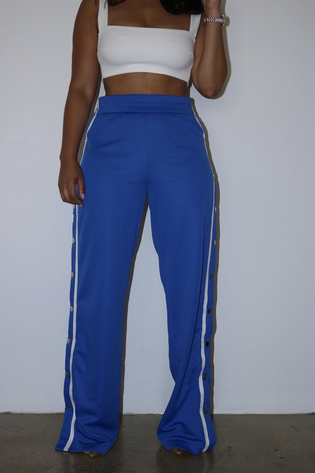 STAY READY TEAR AWAY PANTS (BLUE)