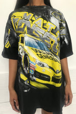 NASCAR DOUBLE SIDED T-SHIRT