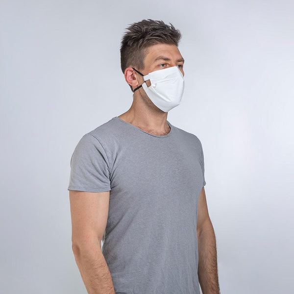 Activated Carbon Cloth Face Mask Adults Australia