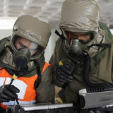 Panoramic Gas Mask Safety and Defence