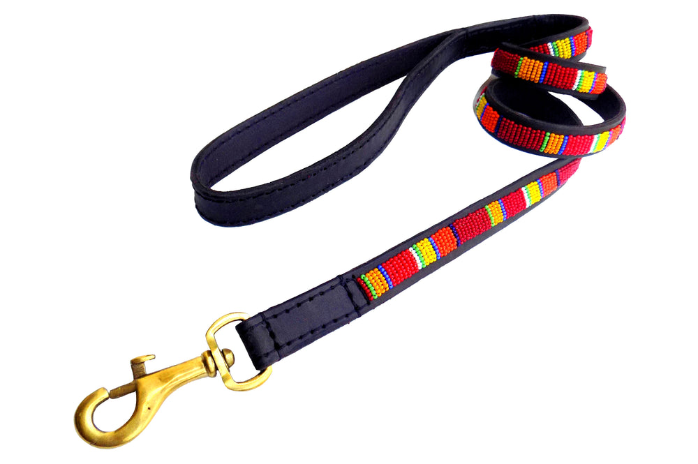 Medium Sundowner Beaded Lead