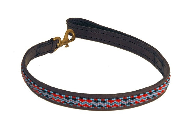 Bushman Short Dog Lead