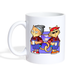 Cool Cats Signature Coffee Mug - SPOD - white
