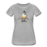 Caturdays Women's T-Shirt - heather gray