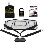 neck hammock set with door hanger eye shadows instruction and bag