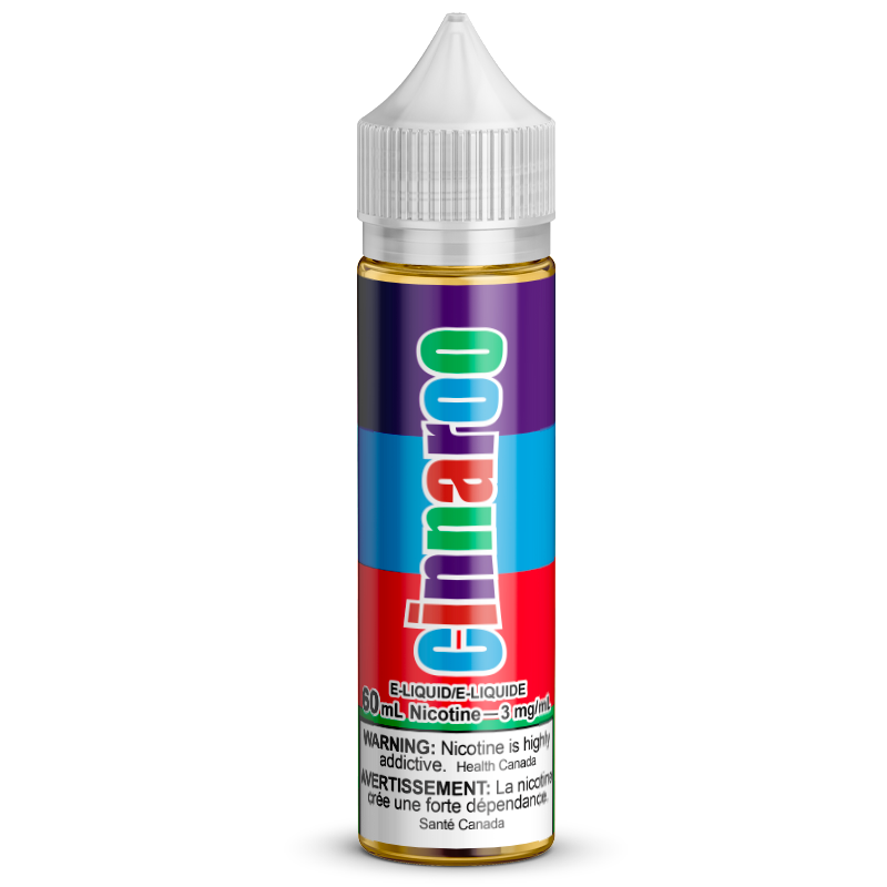 60ml CLOUD THIEVES CinnaROO