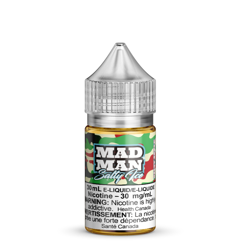 30ml MADMAN ICE SALTY Apple