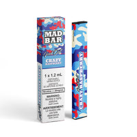 MADBAR Crazy raspberry Iced Out