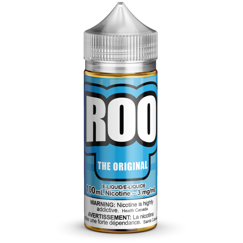 100ml CLOUD THIEVES Original ROO (Kangaroo Custard)